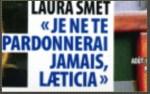 Laura Smet - rancune tenace à Cap Ferret - Ce qu'elle reproche à Laeticia