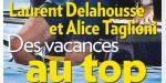 Laurent Delahousse, Alice Taglioni - grande fête familiale - sa grande annonce (photo)