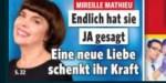Mireille Mathieu - Un nouvel amour lui donne la force - sa révélation