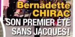 Bernadette Chirac, fin d'isolement – Très vulnérable, en vacances avec sa fille Claude (photo)
