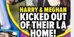 Camilla Parker-Bowles, l'angoisse pour Meghan Markle et Harry - SDF, virés de leur villa (photo)