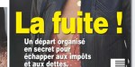 Laeticia Hallyday - la fuite - Stratagème secret pour cacher l'argent au fisc(photo)
