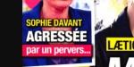 Sophie Davant, rentrée agitée sur France 2, agressée par un pervers