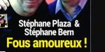 Stéphane Plaza - Stéphane Bern occulté - sa déclaration d'amour à une animatrice (photo)