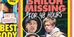 Angelina Jolie, Brad Pitt, leur fille Shiloh portée disparue depuis 48 heures (photo)