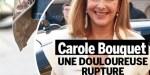 """Dimitri Rassam, Charlotte Casiraghi """"inquiets"""" pour Carole Bouquet, face à une douloureuse rupture"""