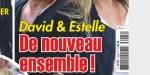 """Estelle Lefébure, """"trop proche"""" de David Hallyday, 20 ans après leur divorce, """"réaction"""" (photo)"""