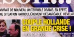 Julie Gayet, François Hollande, couple en grande crise, sa confidence