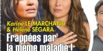 Karine Le Marchand et Hélène Ségara frappées par la même maladie - triste révélation
