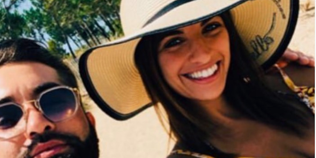 Kendji Girac Soraya Miranda Enceinte Et Fiere Rejouissante Nouvelle Sur Tf1 Photo Gossip Addict