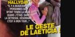 """Laeticia Hallyday, """"en plein détresse""""  - Geste de Pascal qu'elle n'oublie pas"""