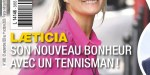 Laeticia Hallyday, trop proche d'un tennisman, son inattendu message (photo)