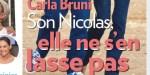 Carla Bruni, son Nicolas Sarkozy, elle ne s'en lasse pas, escapade romantique à La Baule avec Giulia (photo)