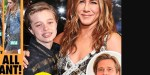 Jennifer Aniston adoptée par Shiloh, la fille de Brad Pitt  l'appelle belle-maman (photo)