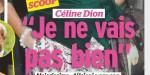 Céline Dion, maigrissime, rien ne va plus au Québec, son aveu