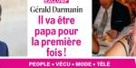 Gérald Darmanin bientôt papa - Rose-Marie Devillers enceinte de quatre mois