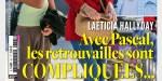 Laeticia Hallyday déçue à Paris - Avec Pascal, les retrouvailles sont compliquées