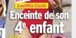 Laetitia Casta, bientôt maman - sa réjouissante confidence