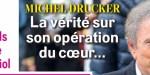 Michel Drucker, frissons, transpiration excessive, sa rentrée sur France 2 est annulée