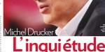 Michel Drucker, la mort frôlée - un geste lui a sauvé la vie