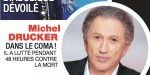 Michel Drucker, lutte contre la mort - Son triste aveu