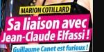"""Marion Cotillard, liaison avec un photographe - """"Réplique"""" de Guillaume Canet (photo)"""
