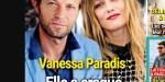 """Vanessa Paradis craque pour Laurent Delahousse, """"coup de foudre"""" (photo)"""