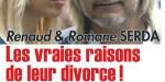 Renaud, coup de pression sur Romane Serda, la raison de leur rupture ?