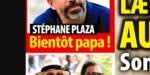 """Stéphane Plaza """"de retour"""" avec Amandine - Bientôt papa"""