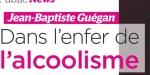 Baptiste Guégan tombé dans l'alcoolisme - Il brise le silence