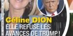"""Céline Dion """"humiliante"""" - Elle refuse les avances de Donald Trump qui quitte la Maison-Blanche"""