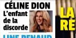 Céline Dion l'enfant de la discorde, sa triste confidence (photo)