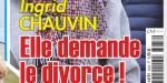 """Ingrid Chauvin """"écrasée"""" par son son ex mari -  Elle n'était très libre, les langues se délient"""