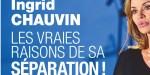 Ingrid Chauvin, les vraies raisons de sa séparation, confidence de Maxime Le Forestier
