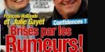 """Julie Gayet, ça chauffe"""" avec François Hollande - ce conseil louable de son père"""