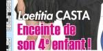 Laetitia Casta, un bébé dans la famille, c'est confirmé