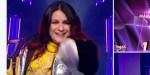 """Larusso gagnante de """"Mask Singer"""" - critiquée, elle règle ses comptes"""