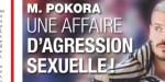"""M. Pokora """"choqué"""" par une affaire d'agression sexuelle"""