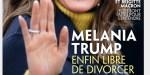Melania Trump, divorce en catimini, la vérité révélée au grand jour
