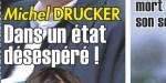 Michel Drucker dans état désespéré, en soins intensifs pour au moins 15 jours