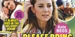 Kate Middleton en larmes - Emue, sa requête à Meghan Markle et Harry bientôt à Londres (photo)