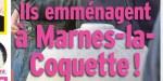Laeticia Hallyday et Jalil Lespert emménagent à Marnes-la-coquette, ça se confirme  (photo)