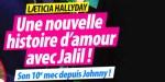 Laeticia Hallyday, nouvelle histoire avec Jalil, son 10 ème mec depuis Johnny (photo)