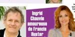 Ingrid Chauvin divorcée de Thierry Peythieu, gros rapprochement de  Francis Huster (photo)