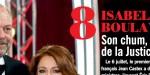 Isabelle Boulay, escapade à Nice avec Éric Dupond-Moretti chamboulée, l'étrange confidence de la star