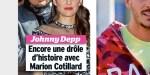 Johnny Depp, une étrange histoire avec Marion Cotillard