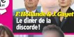 """Julie Gayet, François Hollande, nouvelle crise,  ce diner """"annulé"""" qui relance les rumeurs"""