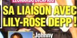 Lily-Rose Depp trop proche de Leonardo DiCaprio, une autre star en embuscade
