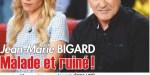Lola Marois anéantie, confidence sur l'état de santé Jean-Marie Bigard