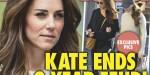 Kate Middleton, Meghan Markle, retrouvailles discrètes après deux ans de conflit (photo)